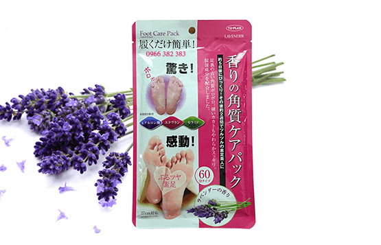 Túi ủ chân Lavender Foot Care Pack To Plan