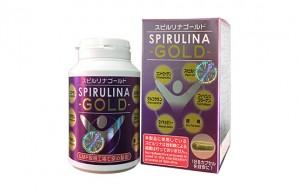 Tảo Spirulina Gold Nhật Bản 240 viên-01