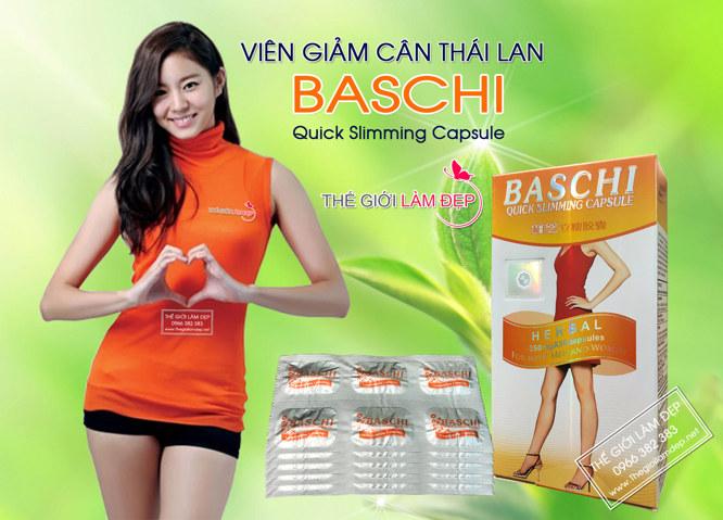 Thuốc giảm cân Baschi Thái Lan 5