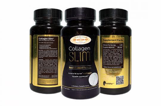 Thuốc giảm cân Collagen Slim Chính Hãng