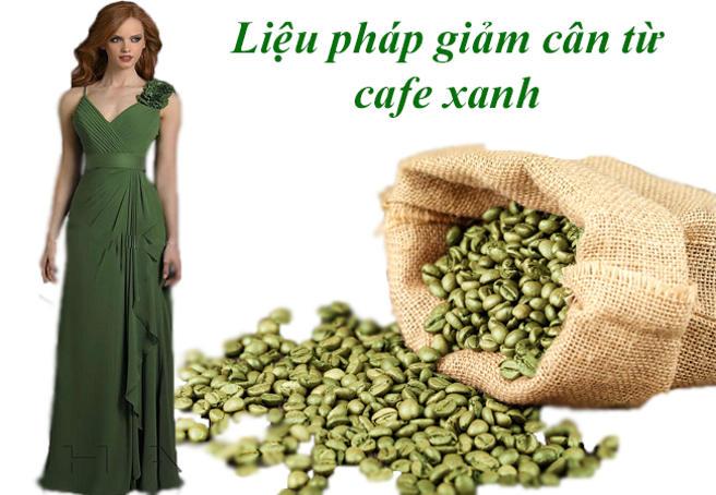co nen nau nuoc hat ca phe xanh green coffee de uong giam can khong.