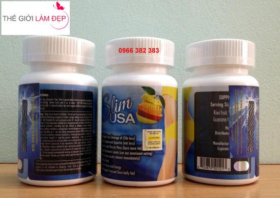 Thuốc giảm cân Slim Usa